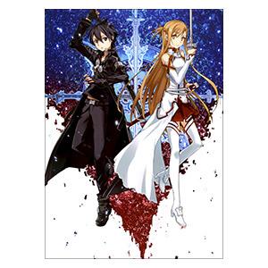 Sword Art Online. Размер: 25 х 35 см